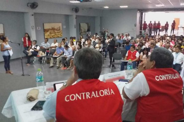 Contraloría llegará a  Barranca para recibir denuncias de los ciudadanos.