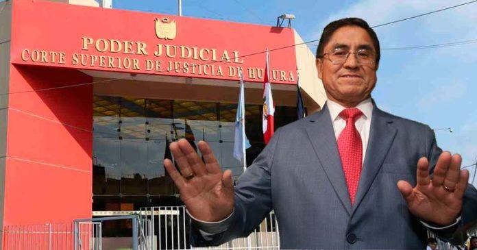 Corte de Huaura